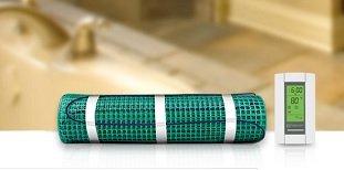 Elektrische vloerverwarming: info & prijs 2018 | Vloer&Verwarming