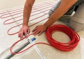 Vloerverwarming Badkamer Aanleggen : Vloerverwarming zelf aanleggen vloer verwarming